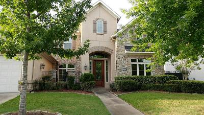 Houston Single Family Home For Sale: 11406 Montmarte Boulevard