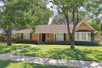 Houston Single Family Home For Sale: 2914 Freshmeadows Drive