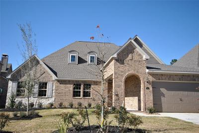 Montgomery Single Family Home For Sale: 141 Canvas Back Drive