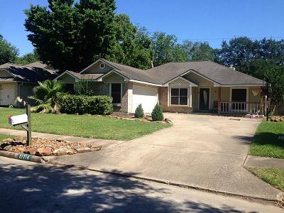 Katy Single Family Home For Sale: 21714 Park Brook