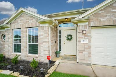Katy Single Family Home For Sale: 3134 Quarry Place Lane