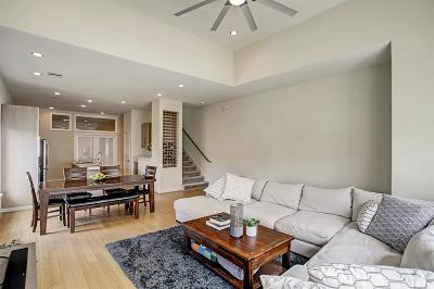 Houston Condo/Townhouse For Sale: 2738 Clay Street