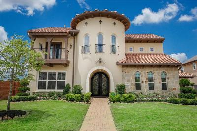 Sugar Land Single Family Home For Sale: 5418 Abington Creek Ln Lane