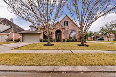 Pearland Single Family Home For Sale: 10018 Autumn Lake Trail