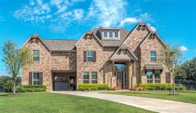 Richmond Single Family Home For Sale: 3802 Crystal Oaks Court