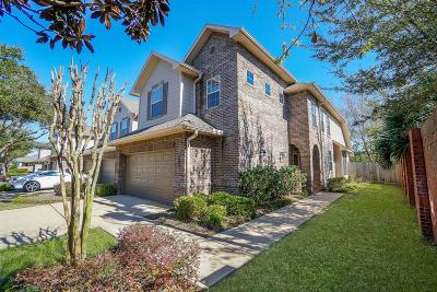 Missouri City Condo/Townhouse For Sale: 4202 Stonebridge Drive