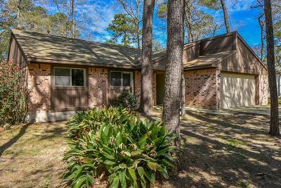 The Woodlands Single Family Home For Sale: 1 Still Glen Court