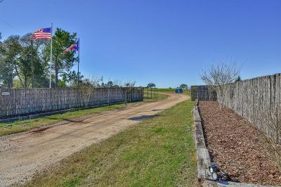 Austin County Farm & Ranch For Sale: 4066 Twin Oaks Lane