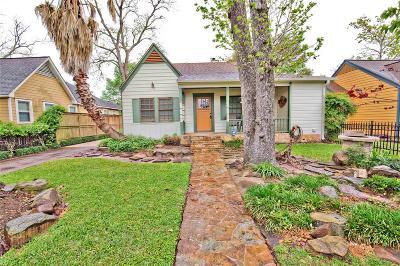 Houston Single Family Home For Sale: 2043 Arlington Street
