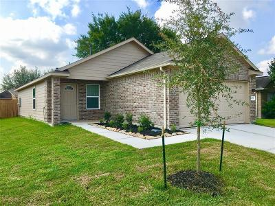 Houston Single Family Home For Sale: 2203 Cherryville Drive