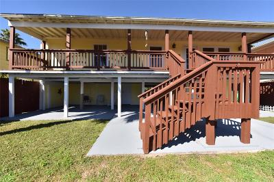 Galveston County Rental For Rent: 11 Highland Drive