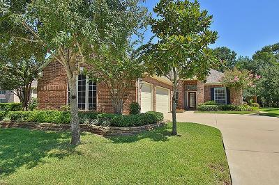 Katy Single Family Home For Sale: 5239 Colonial Park Lane
