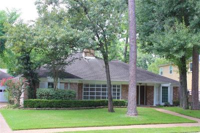 Houston Single Family Home For Sale: 12330 Rip Van Winkle Drive
