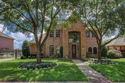 Houston Single Family Home For Sale: 2011 Foreland Drive