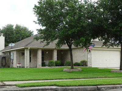Dickinson Single Family Home For Sale: 3245 Meadow Bay Lane