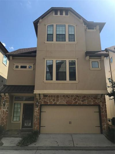 Houston Single Family Home For Sale: 2814 Kings Retreat Circle