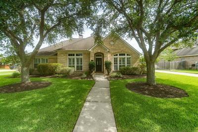 Friendswood Single Family Home For Sale: 403 Meadow Glen Road