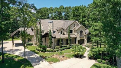 Single Family Home For Sale: 28233 Meadow Falls