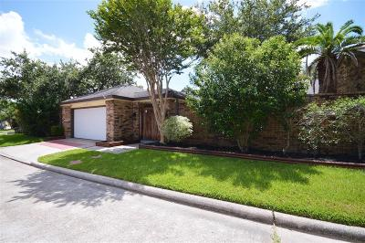 Houston TX Single Family Home For Sale: $189,000