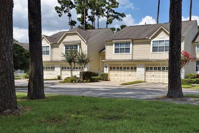 Condo/Townhouse For Sale: 13600 Breton Ridge Street #33C