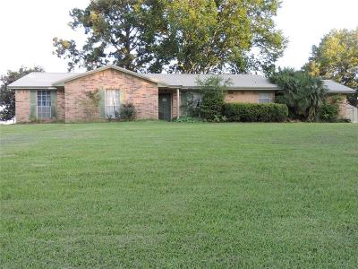 Single Family Home For Sale: 16731 County Road 278