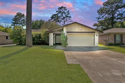 Spring Single Family Home For Sale: 23315 Birnam Wood Boulevard