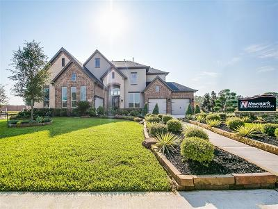 Fulbrook On Fulshear Creek Single Family Home For Sale: 5134 Long Branch Bend