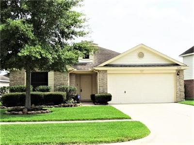 Deer Park Single Family Home For Sale: 2602 Horseshoe Bend
