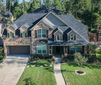 Single Family Home For Sale: 210 Fox Squirrel Court