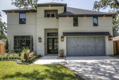 Houston Single Family Home For Sale: 1415 Althea Drive