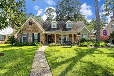 Houston Single Family Home For Sale: 13807 Pebblebrook Drive