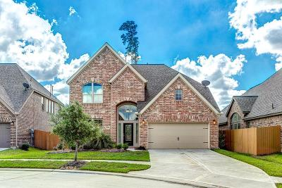Single Family Home For Sale: 27386 Pendleton Trace Drive