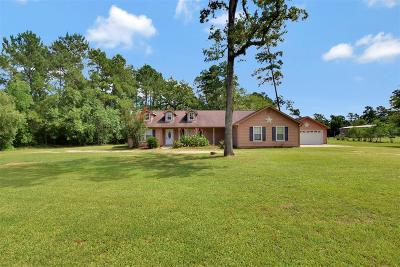 Magnolia Single Family Home For Sale: 22656 Baneberry Road