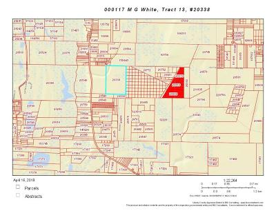 Liberty Residential Lots & Land For Sale: Tract 13 East Of Fm 563