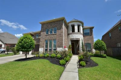 Katy Single Family Home For Sale: 25711 Oakwood Knoll Drive