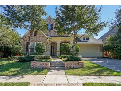 Sugar Land Single Family Home For Sale: 6814 Alden Court