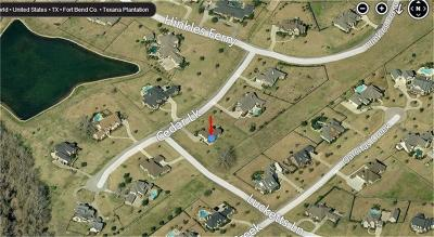 Richmond Single Family Home For Sale: 2802 Cedar Lake