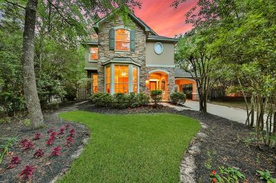 Spring Single Family Home For Sale: 99 N Crisp Morning Circle