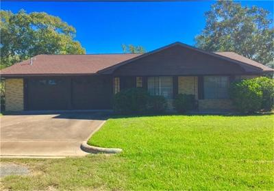 Schulenburg Single Family Home For Sale: 1110 Upton Avenue