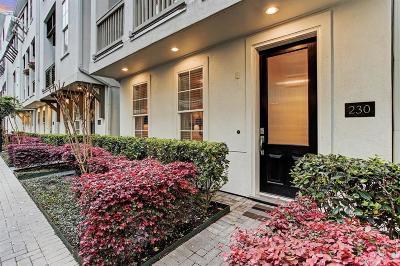 Houston Single Family Home For Sale: 230 E 28th Street