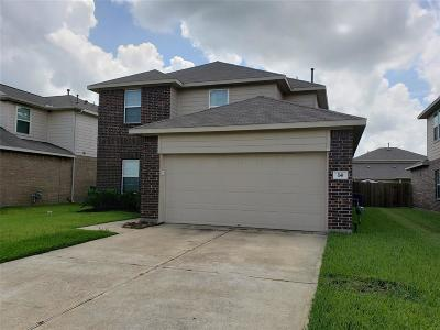 Manvel Single Family Home For Sale: 14 Garden Ridge Court