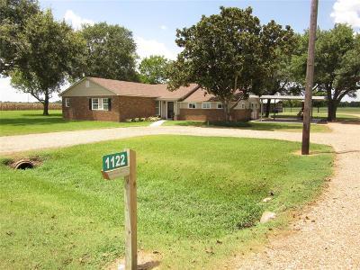 Colorado County Farm & Ranch For Sale: 1122 County Road 113