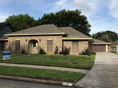 Pasadena Single Family Home For Sale: 3927 Panama Street