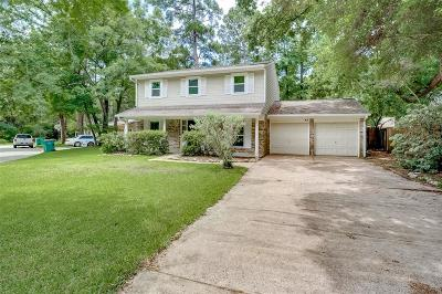 The Woodlands Single Family Home For Sale: 42 S Woodstock Circle Drive