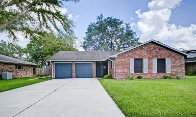 Friendswood Single Family Home For Sale: 609 Mary Ann Drive