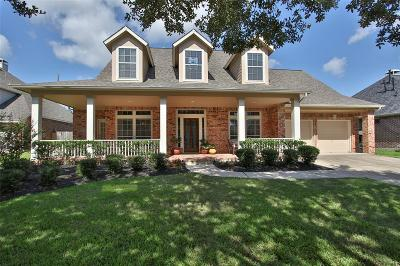 Tomball Single Family Home For Sale: 17311 Village Breeze Drive