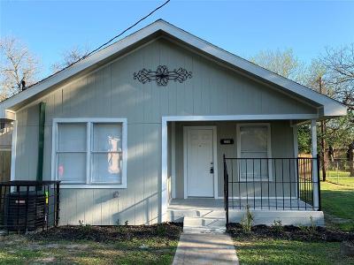 La Marque Single Family Home For Sale: 2328 Boss Street