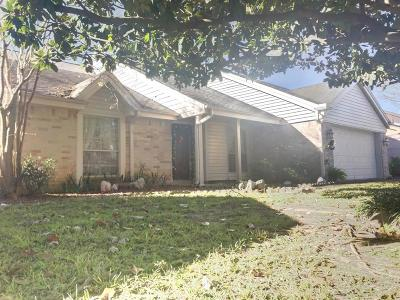 Fort Bend County Single Family Home For Sale: 2522 W Long Reach Dr Drive W