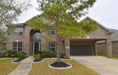 Katy TX Single Family Home For Sale: $449,900