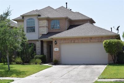 Humble Single Family Home For Sale: 14815 Fall Creek Preserve Drive